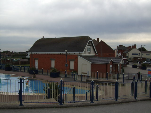 Former Lifeboat Station at Sutton on Sea