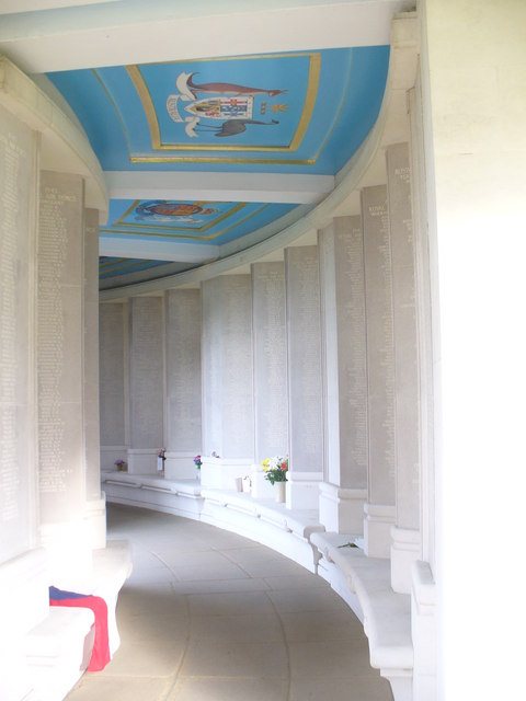 Inside the Air Forces Memorial