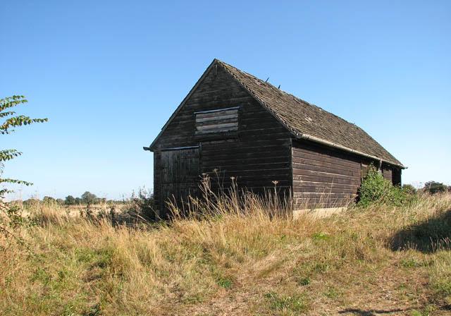 Barn by Sallow Lane Farm
