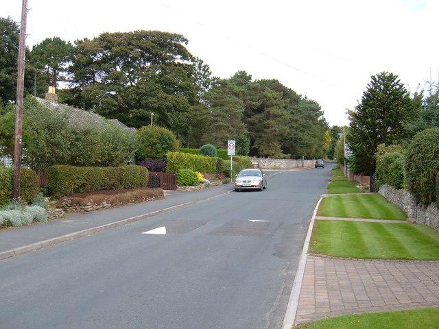 Moor Lane, East Ayton