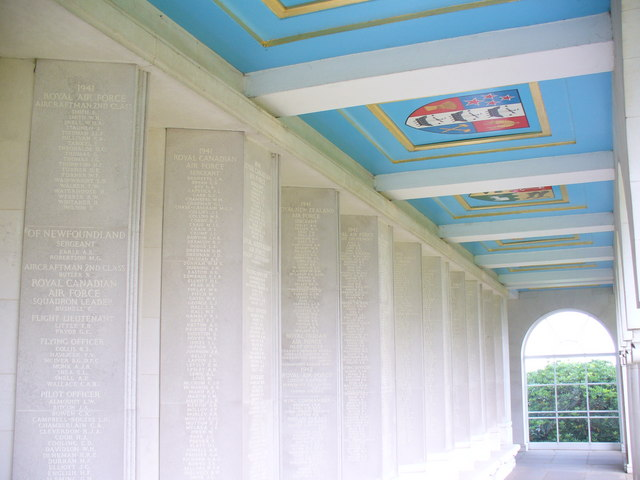 Western Cloister, Air Forces Memorial