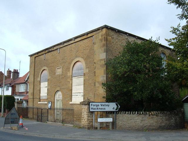Disused Chapel, Main Street