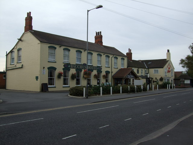 Bacchus Hotel at Sutton on Sea