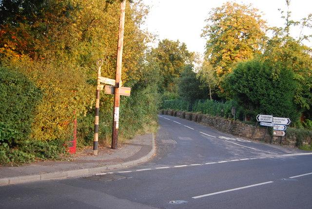 Spout Lane, Crockham Hill
