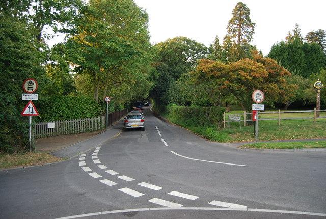 Smith's Lane, Crockham Hill