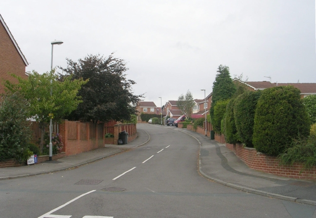 Harwill Croft - Harwill Road