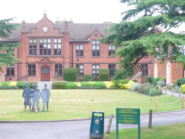 Strode's College, Egham