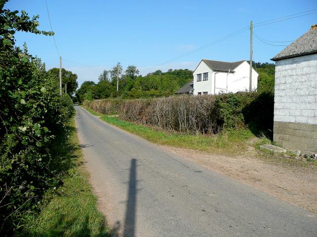 Buttersend Lane
