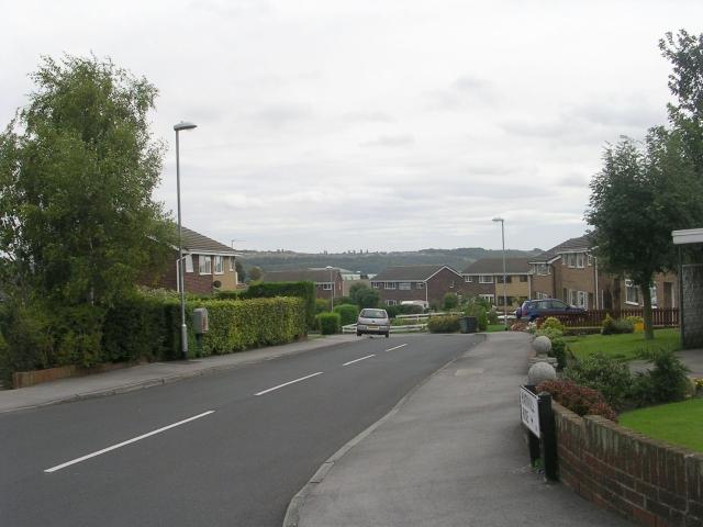 Harwill Rise - Harwill Road