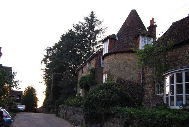 Converted Oast house, Oakdale Lane