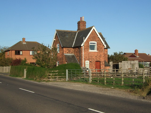 The Crossing Keepers Cottage on Alford Road Sutton on Sea