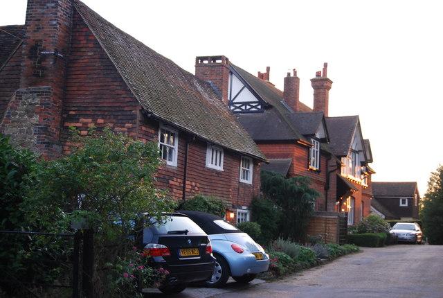Houses, Oakdale Lane