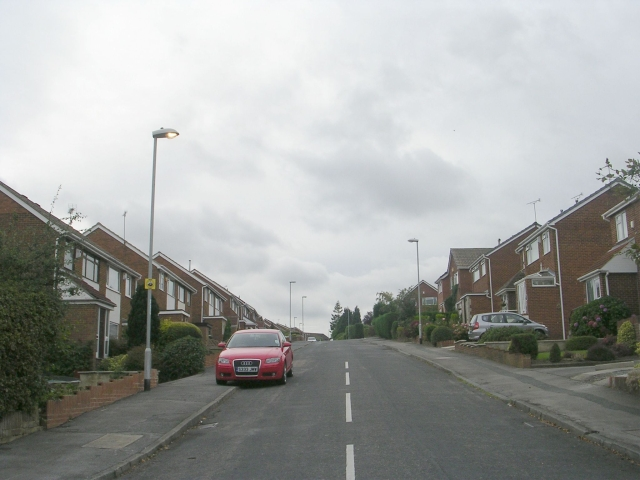 Harwill Road - Harwill Approach