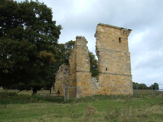 Ayton Castle