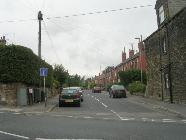 Park Street - Elland Road