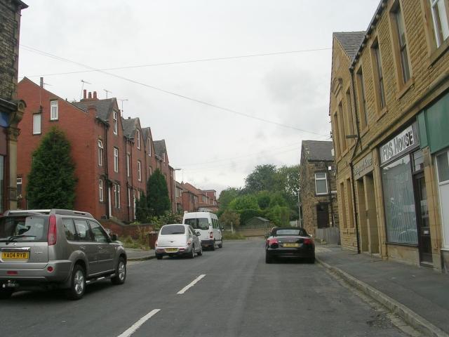 Fountain Street - Elland Road