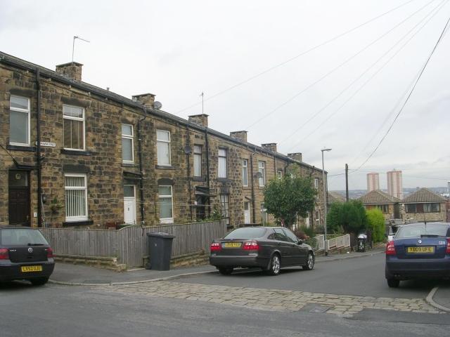 Cooperative Street - Fountain Street