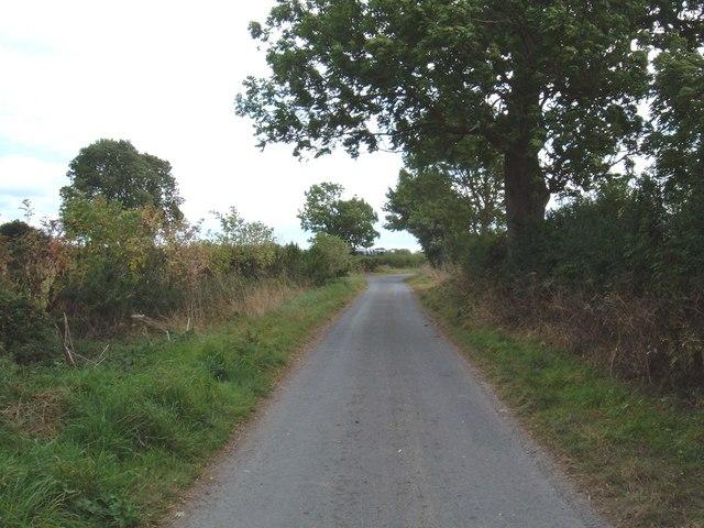 Garth End Road