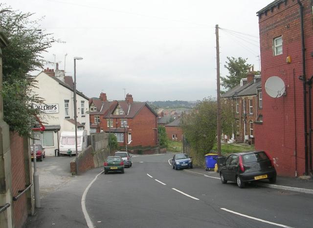 Old Road - Elland Road
