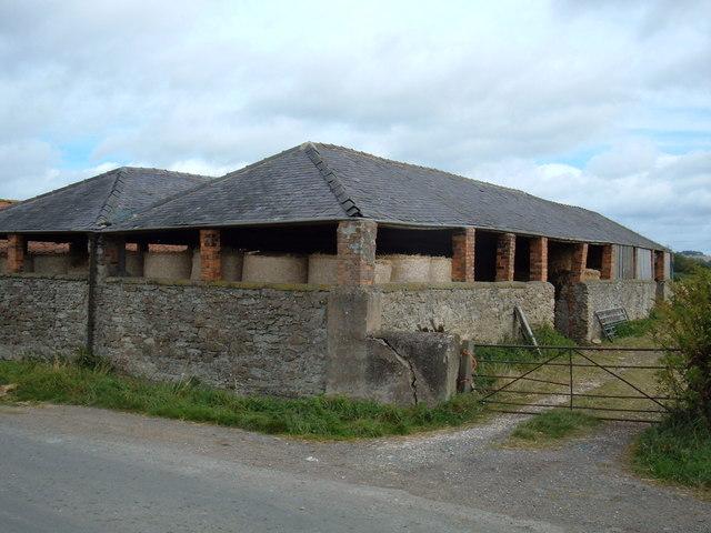 Farm Buildings, Ings Road