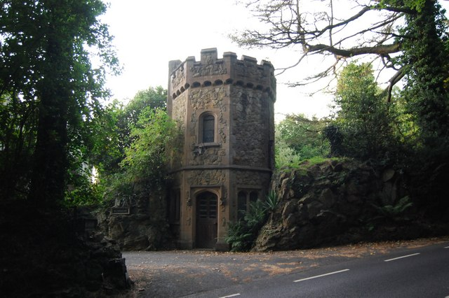Folly, Rusholme, Crockham Hill