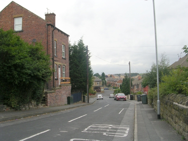 School Street - Elland Road
