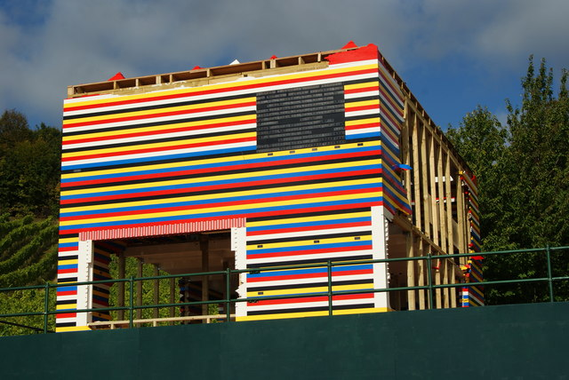 Cool Lego House Designs