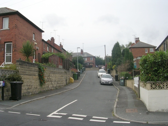 Hardy Avenue - Old Road