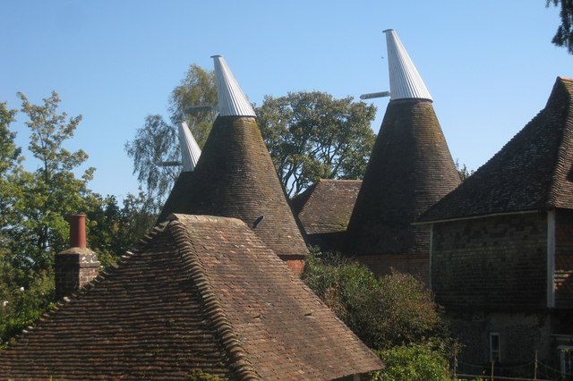 Oast House at Court Lodge, The Street, Westwell, Kent