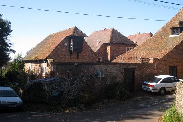 Oast Cottage, Vicarage Lane, Selling, Kent