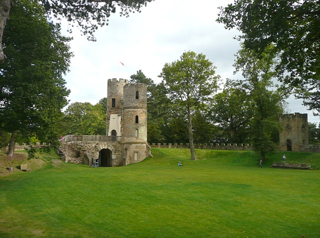 Stainborough Castle, Wentworth Castle grounds, Stainborough