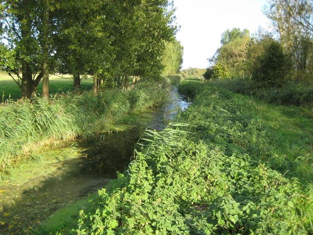 Black Ditch in Toddington