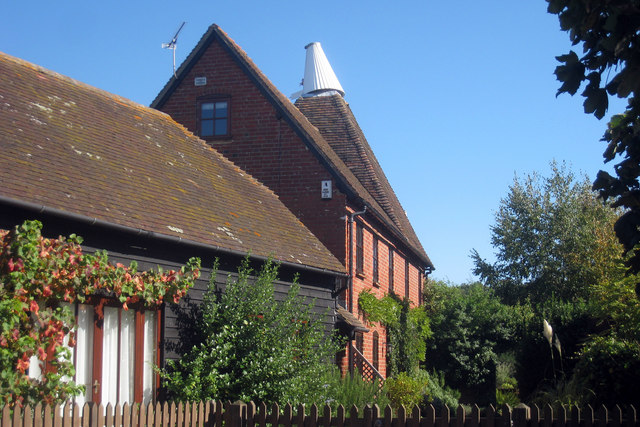 The Barn & Oast, North Lane, Boughton-under-blean, Kent