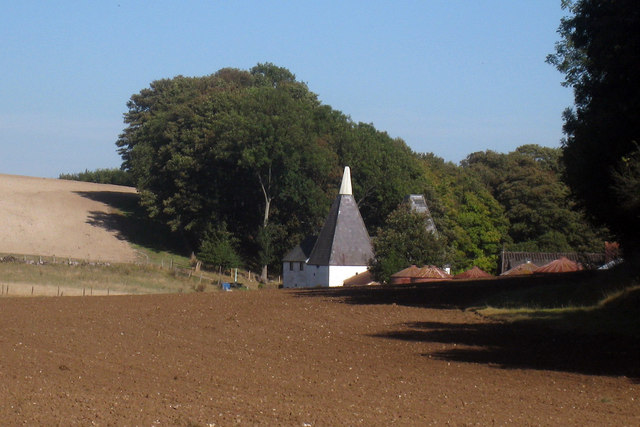 Dane Court Oast, Maidstone Road, Chilham, Kent