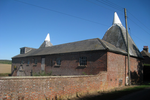 Ensden Oast, Lower Ensden Farm, Lower Ensden Road, Old Wives Lees, Kent