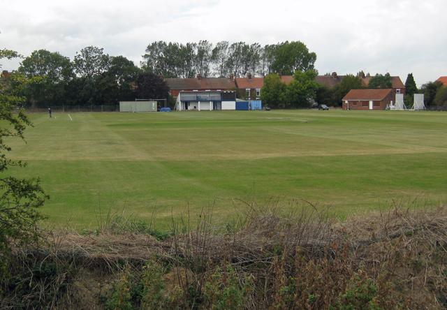 Barton Cricket Ground