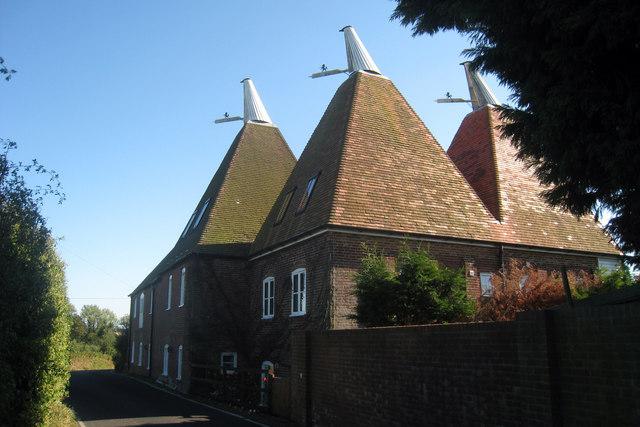 Hoppers Oast, Hatch Lane, Chartham Hatch, Kent