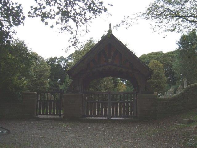 Lych Gate, Hutton Buscel