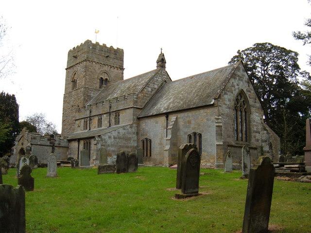 St Matthew's Church, Hutton Bescel