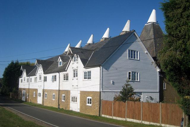 Denstead Oast, Denstead Lane, Chartham, Kent