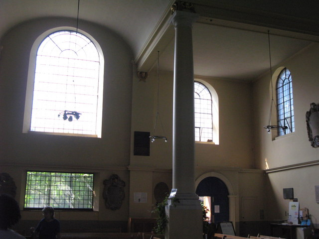 St. Nicholas' Church, Deptford Green, SE8 - interior (2)