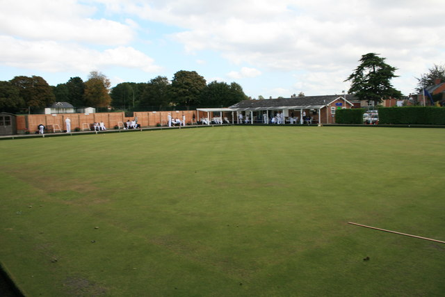 Blandford Forum bowls club