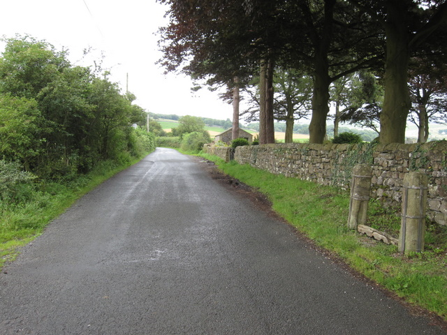 The road to Kingsdale, and Thornton in Lonsdale stocks