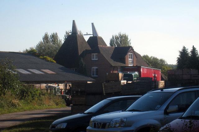 Longtye Oast, Church Hill, Harbledown, Kent