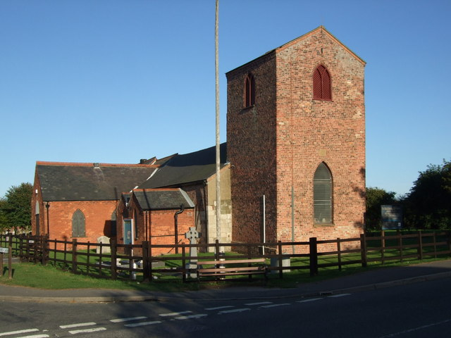 St Clement's Church, Sutton on Sea