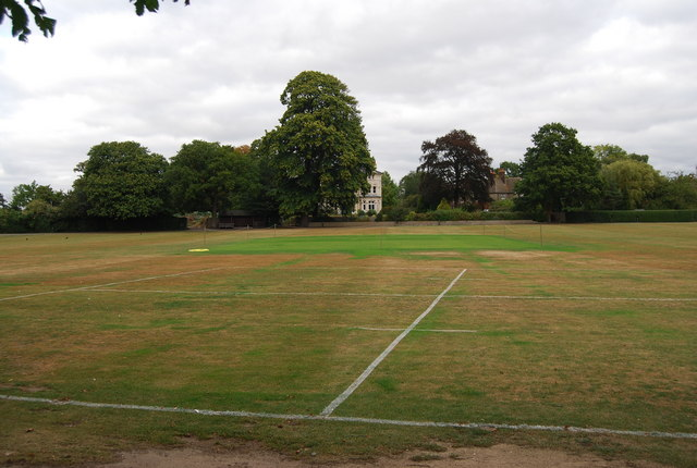 Cricket Square, Tonbridge School