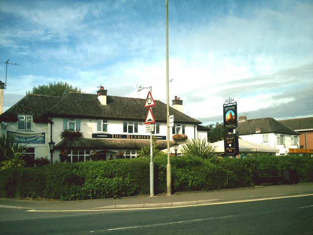 The Beehive, Carterton