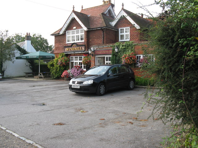 The Windmill Inn at Littleworth