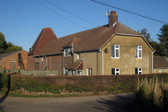 Oast House at Tonford Farm, Tonford Lane, Thanington, Kent