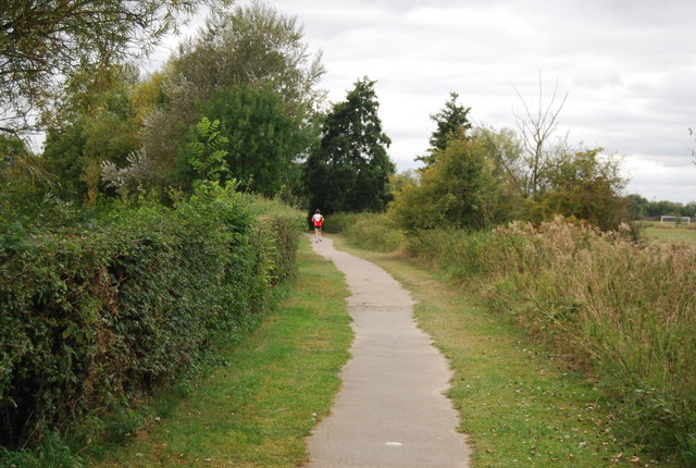 The Wealdway, Tonbridge Recreation Ground